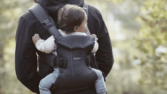 BABY BJORN THE ONE AIR DIFFERENT TYPES OF CARRIERS