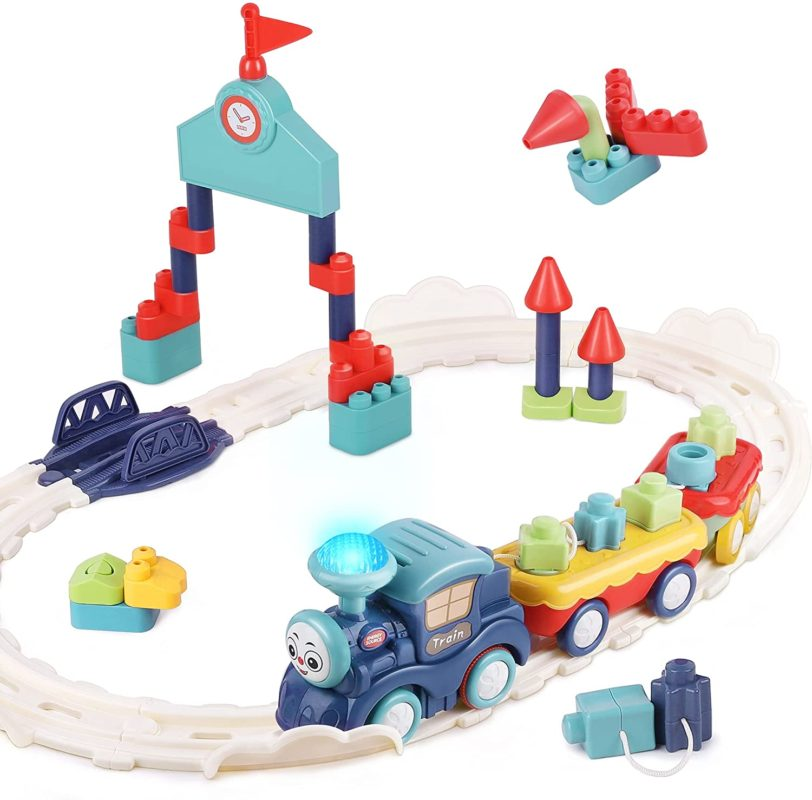 train set toddler gift idea