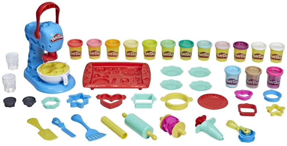 play doh clay set toddler gift idea