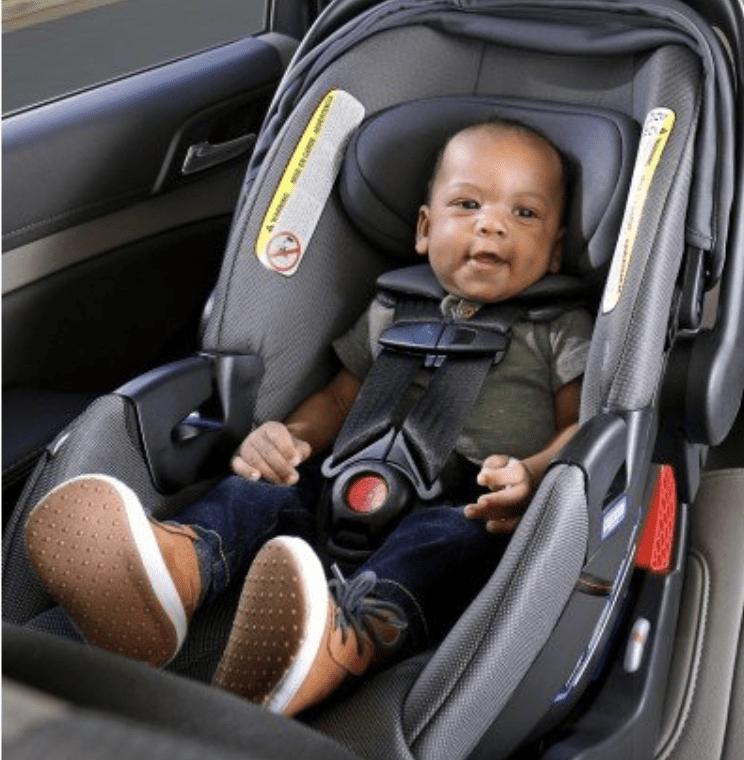 britax gen2 flexfit infant car seat
