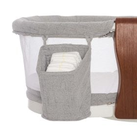 extra large storage caddy halo luxe bassinest
