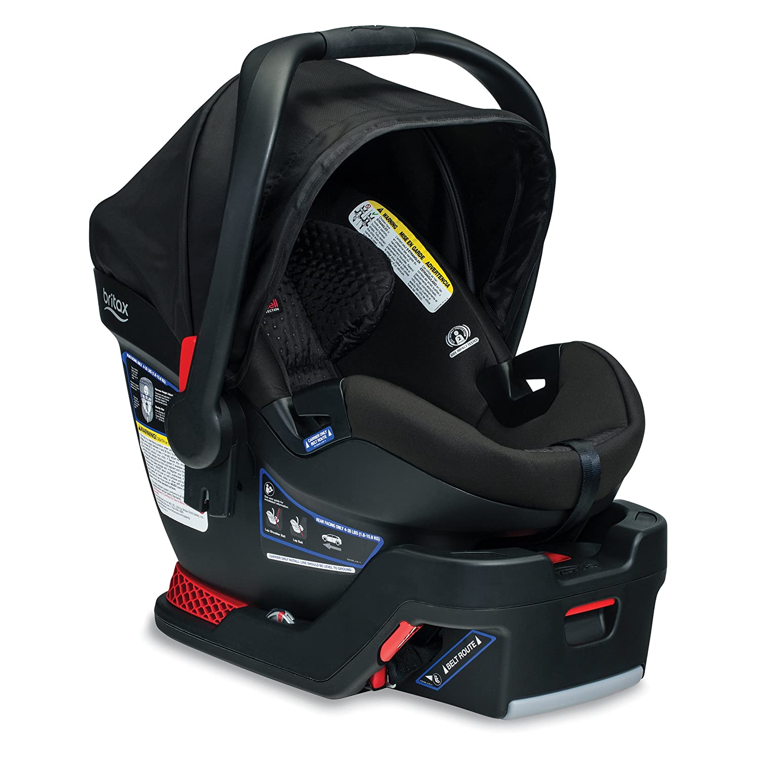 britax ultra rear facing infant seat