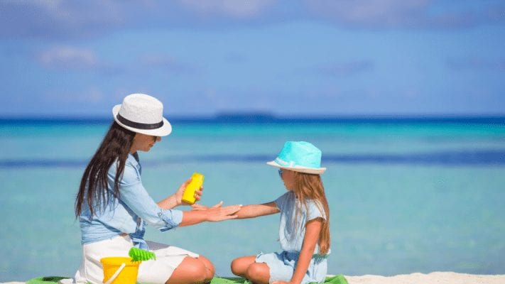 BEST TOP 10 SUNSCREENS FOR KIDS