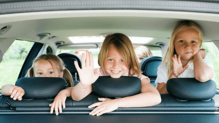 keeping kids safe in hot cars