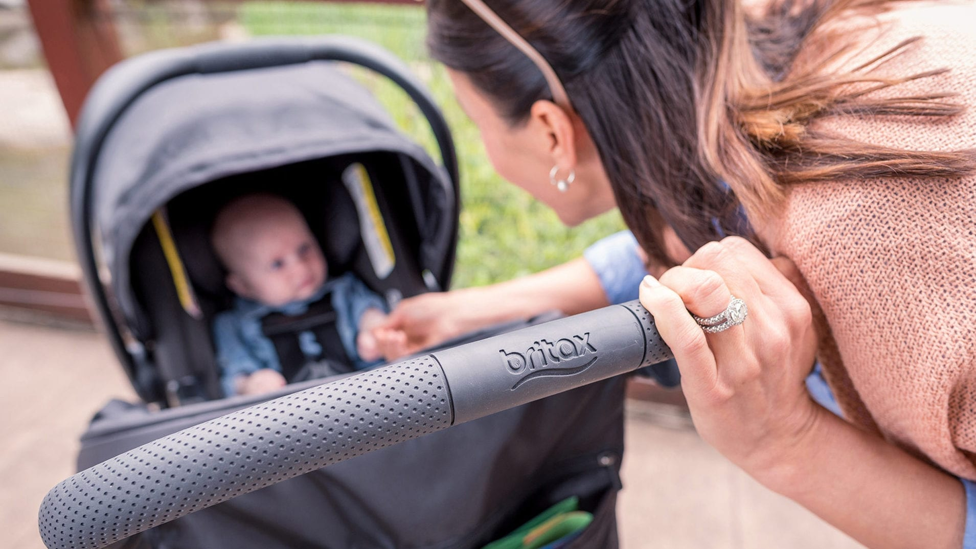 Which infant car seat adapter do I need with my Britax ...