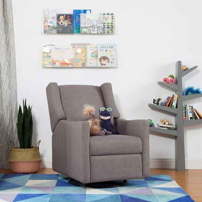babyletto kiwi glider recliner nursing chair
