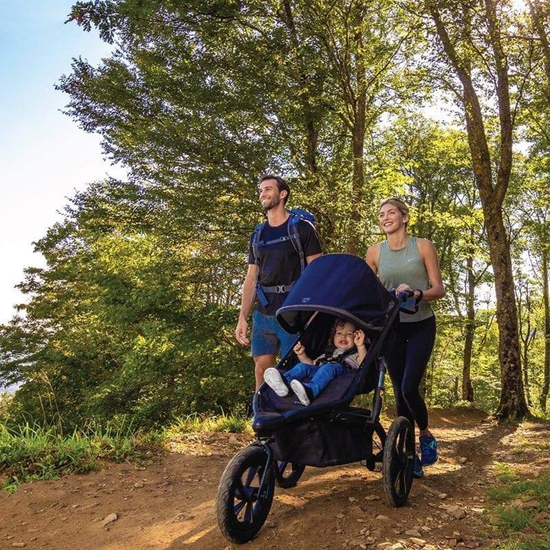 bob alterrain pro jogging stroller