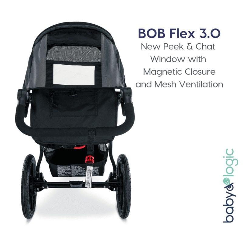 bob flex 3.0 jogging stroller