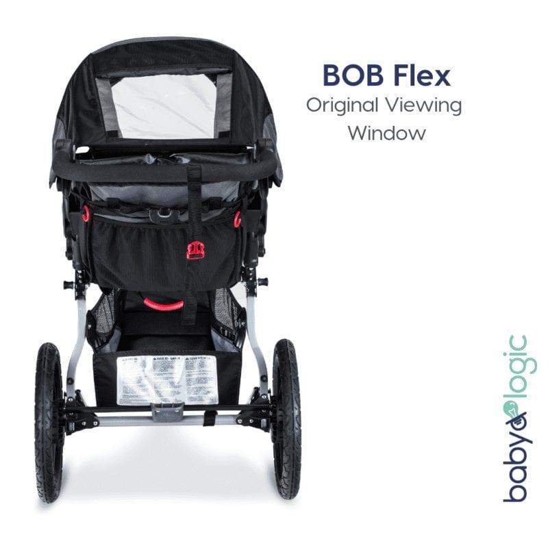 bob flex jogging stroller