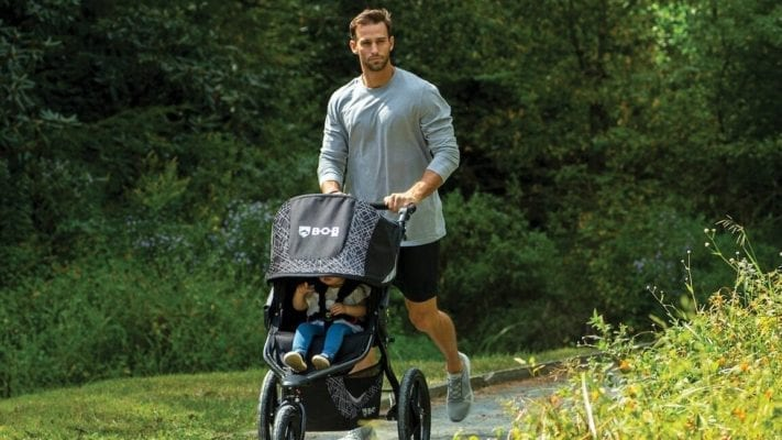 BOB FLEX VS BOB PRO JOGGING STROLLER DIFFERENCES