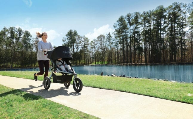 bob jogging stroller differences