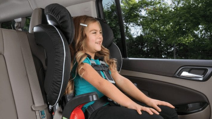 britax combination harness to booster seat