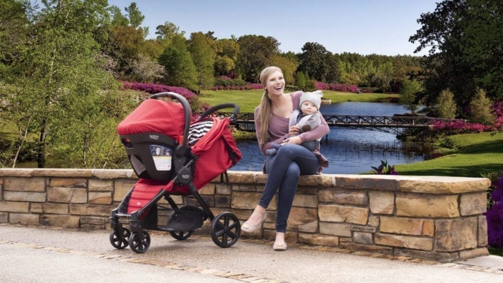 britax travel system compatibility with infant car seat