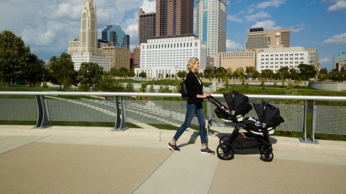 baby jogger city select stroller travel system