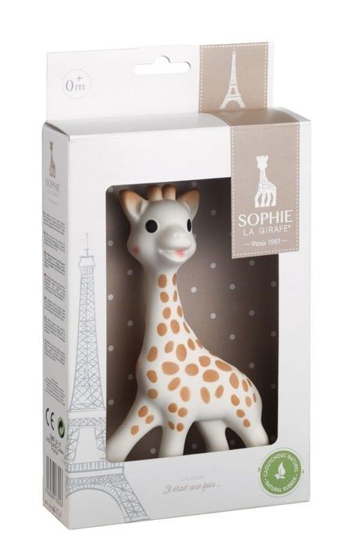 sophie giraffe baby teether for teething