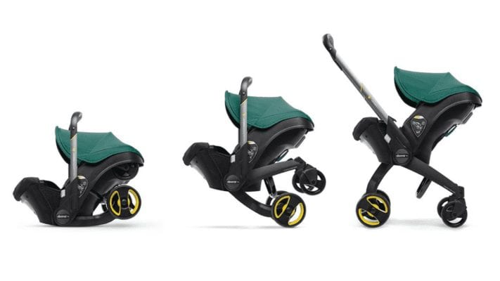WHAT IS A DOONA CAR SEAT AND STROLLER
