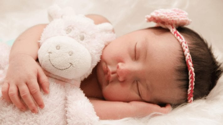 sleeping baby tips better night
