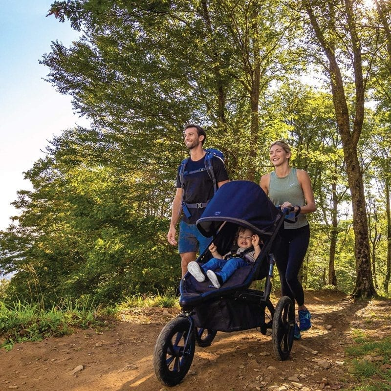 types of strollers jogging