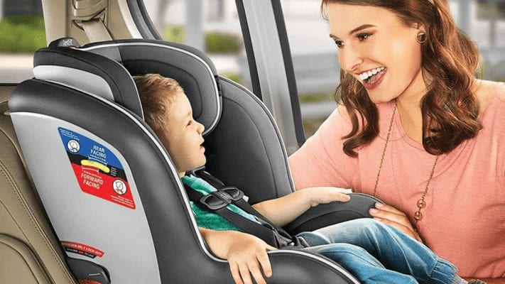 the difference between all chicco convertible car seats