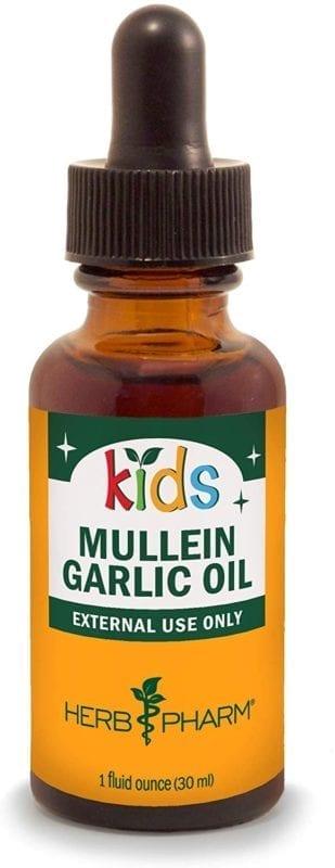 herb pharm garlic ear oil drops