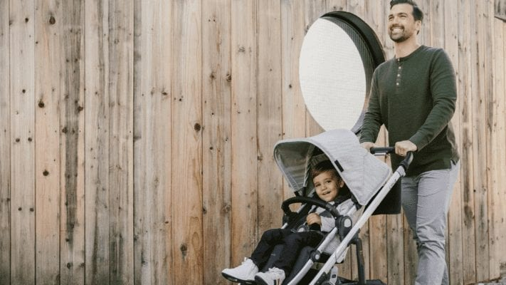 uppababy v2 cruz compact stroller