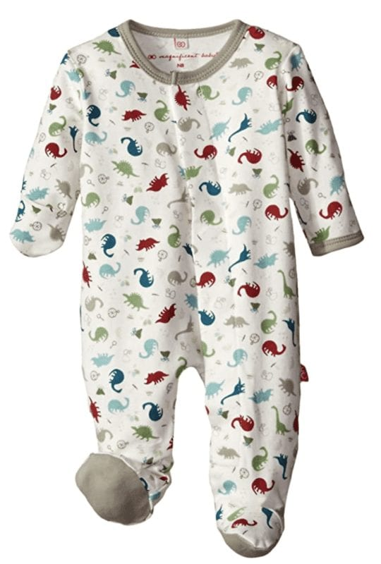 magnetic me magnificent me pajamas for newborns and babies