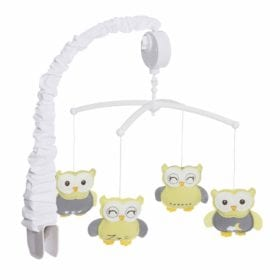 owl mobile for halo bassinest