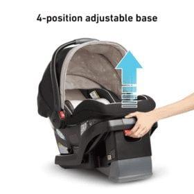 graco snugride 35 snuglock adjustable base