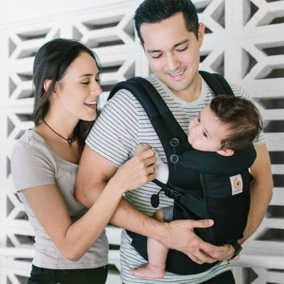 adapt types of ergobaby carriers