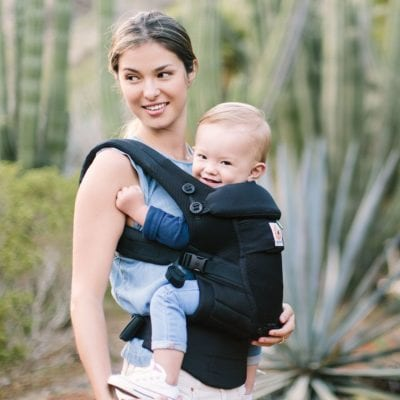 types of ergobaby carriers adapt