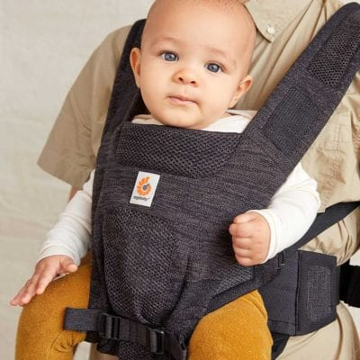 aerloom ergobaby front carry carrier
