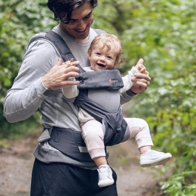 types of ergobaby carriers 360 front carry