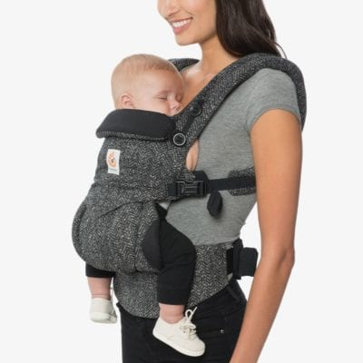 omni types of ergobaby carriers