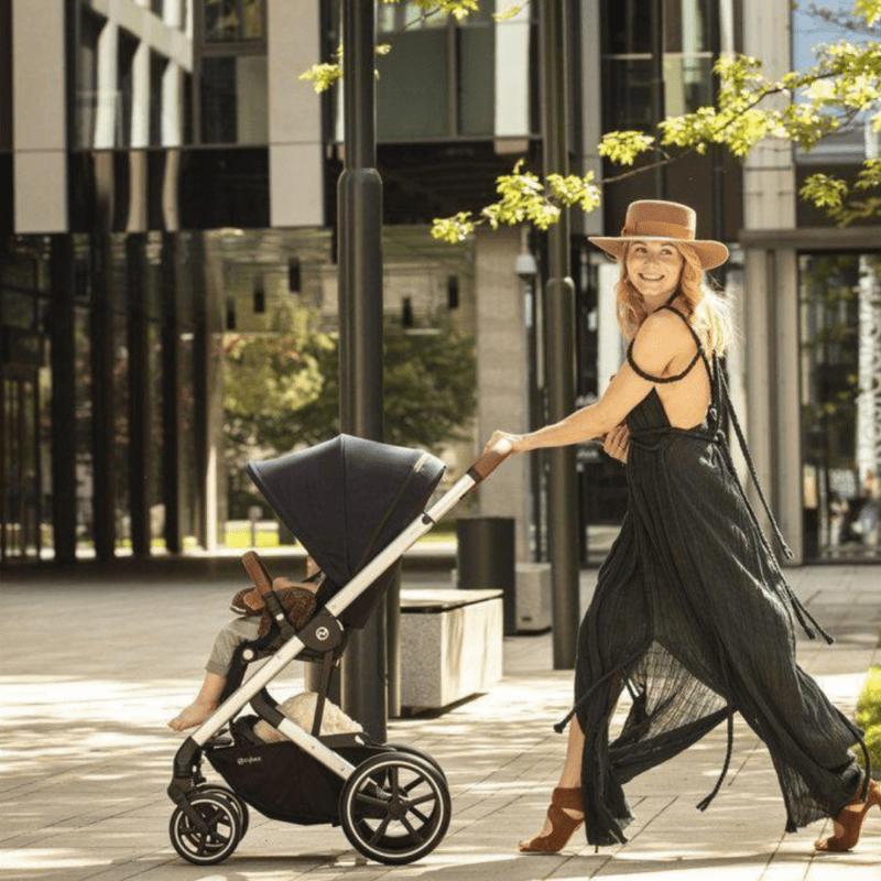 cybex bailos stroller luxury