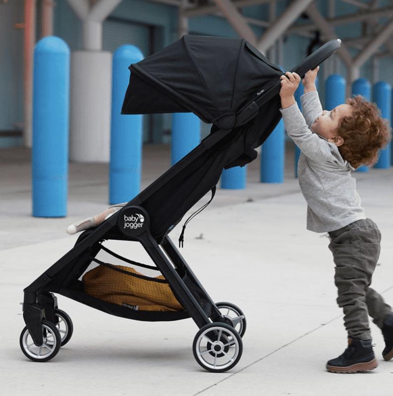 baby jogger city tour 2 umbrella travel stroller
