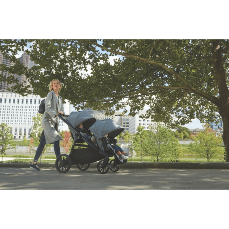 baby jogger city select lux double inline stroller