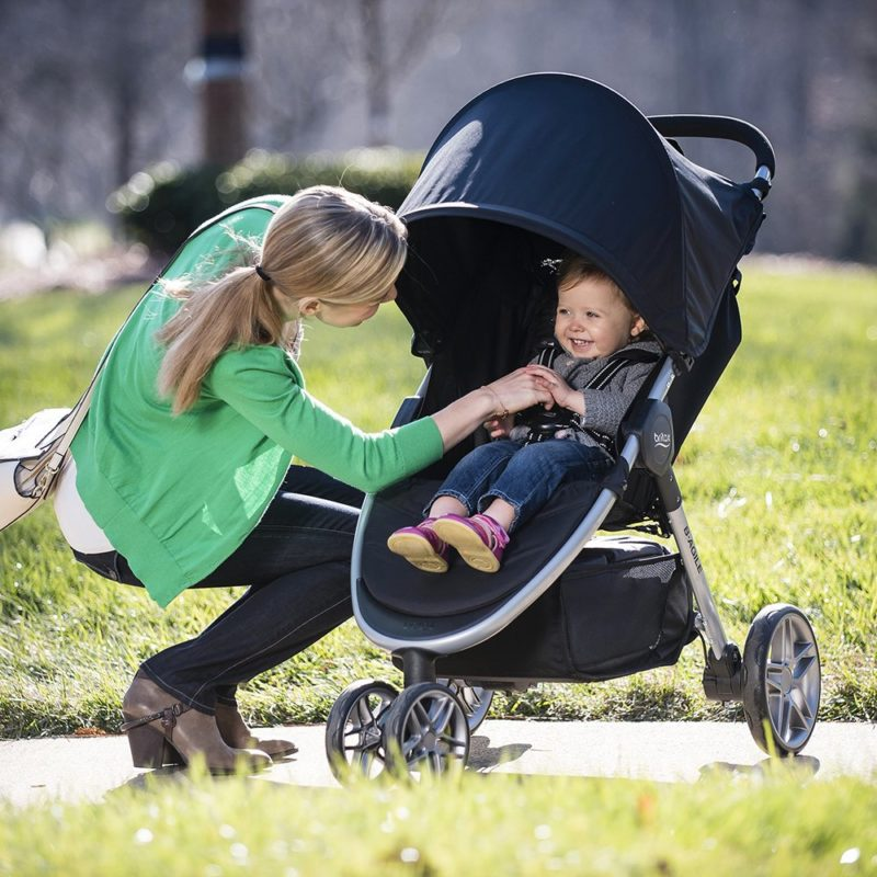 britax b agile compact stroller