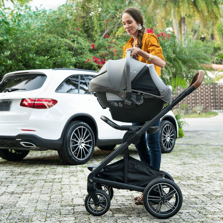 nuna mixx compact family stroller